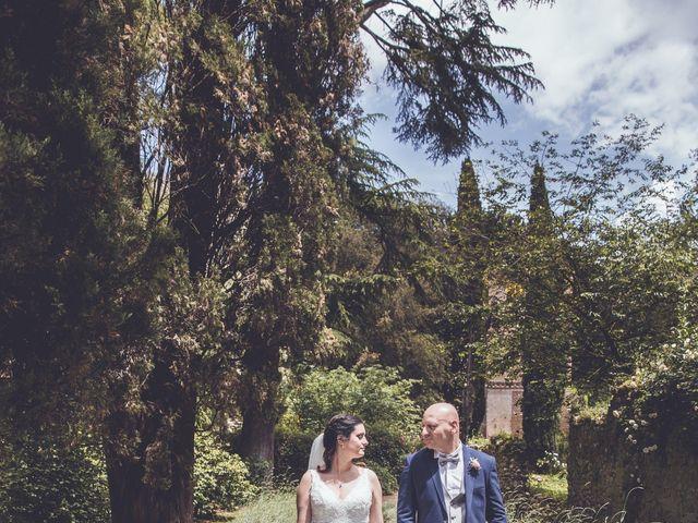 Il matrimonio di Alessandro e Alessia a Sermoneta, Latina 28