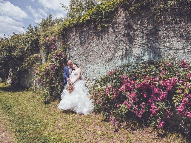 Il matrimonio di Alessandro e Alessia a Sermoneta, Latina 32