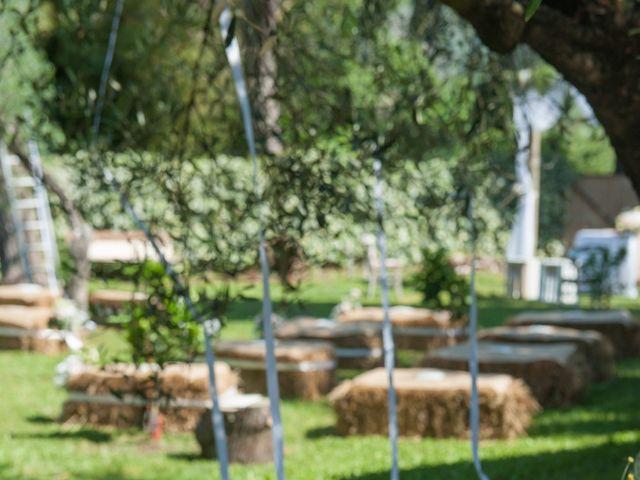 Il matrimonio di Alessandro e Alessia a Sermoneta, Latina 35