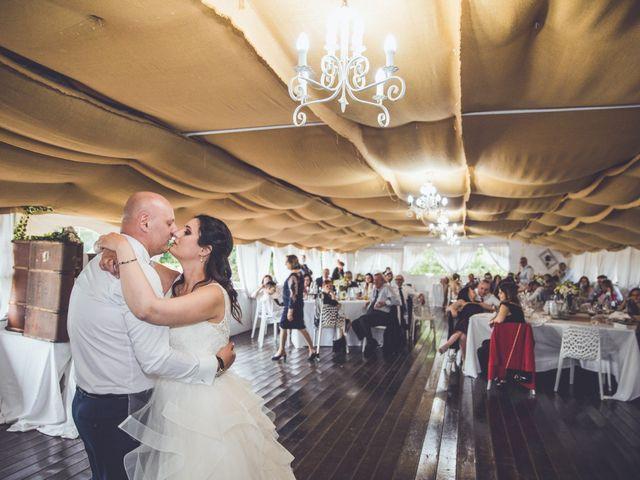 Il matrimonio di Alessandro e Alessia a Sermoneta, Latina 40