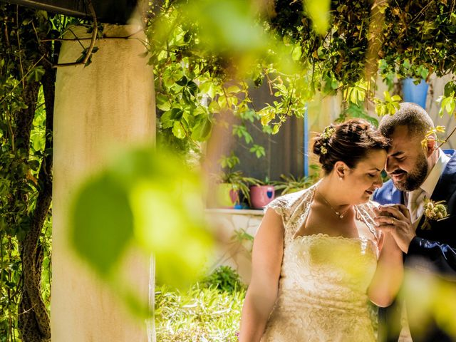 Le nozze di Melania e Davide