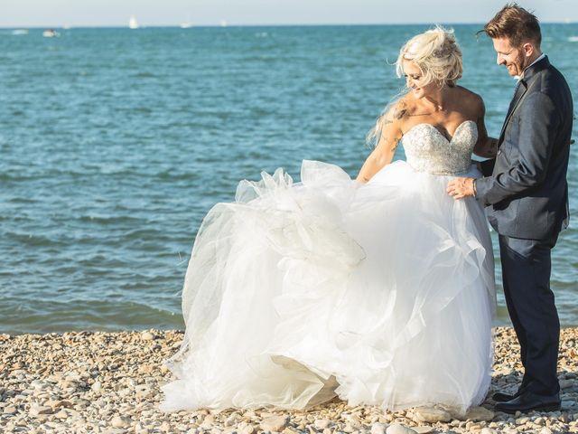 Il matrimonio di Michele e Sara a Gambettola, Forlì-Cesena 11