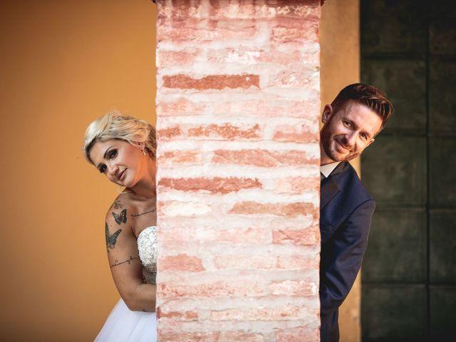 Il matrimonio di Michele e Sara a Gambettola, Forlì-Cesena 13
