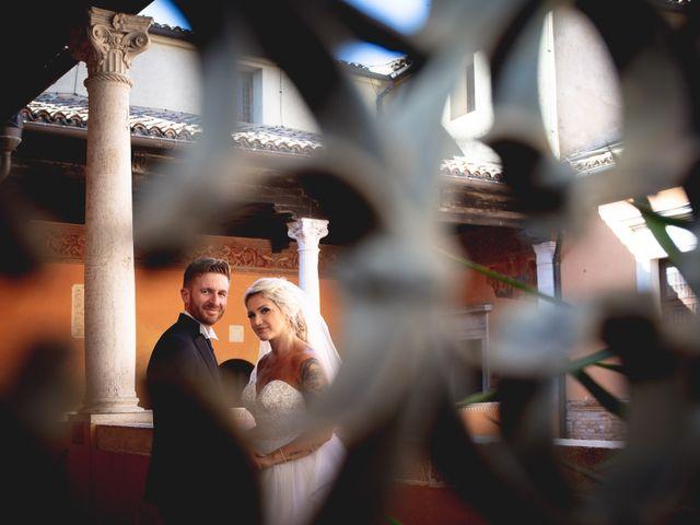 Il matrimonio di Michele e Sara a Gambettola, Forlì-Cesena 20
