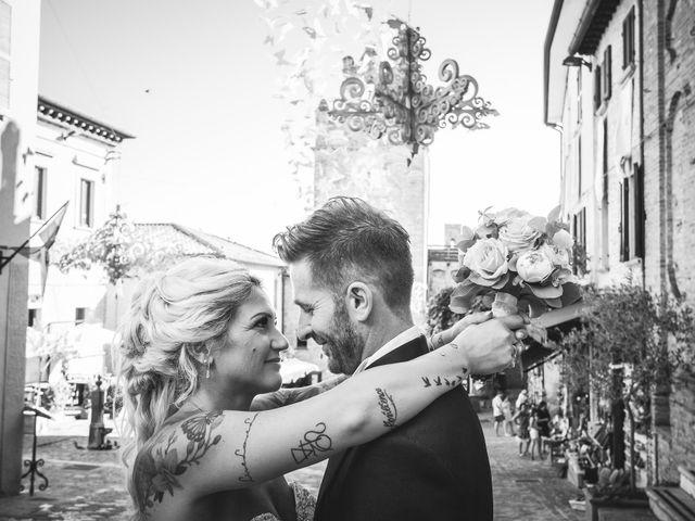 Il matrimonio di Michele e Sara a Gambettola, Forlì-Cesena 23