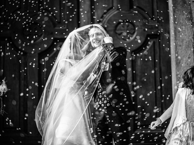 Le nozze di Alexandra e Claudio