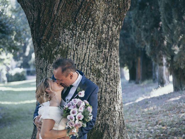 Le nozze di Simona e Massimiliano