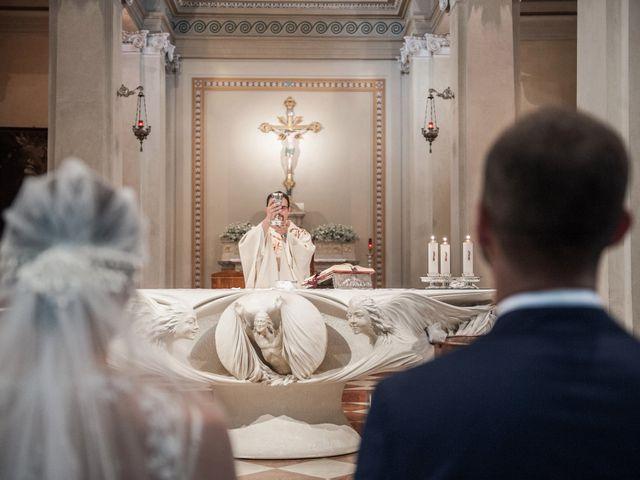 Il matrimonio di Marco e Roberta a Vicenza, Vicenza 13