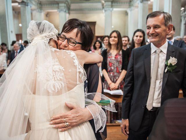 Il matrimonio di Marco e Roberta a Vicenza, Vicenza 14