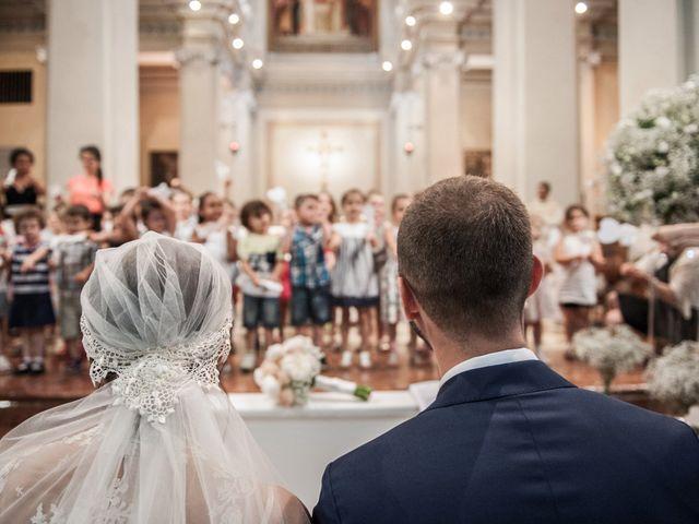 Il matrimonio di Marco e Roberta a Vicenza, Vicenza 17