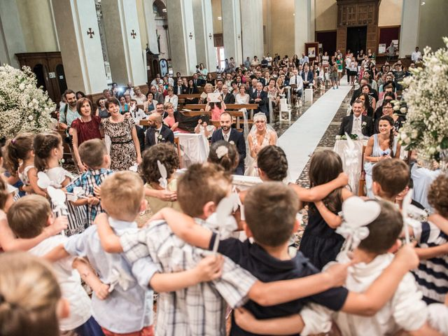 Il matrimonio di Marco e Roberta a Vicenza, Vicenza 20