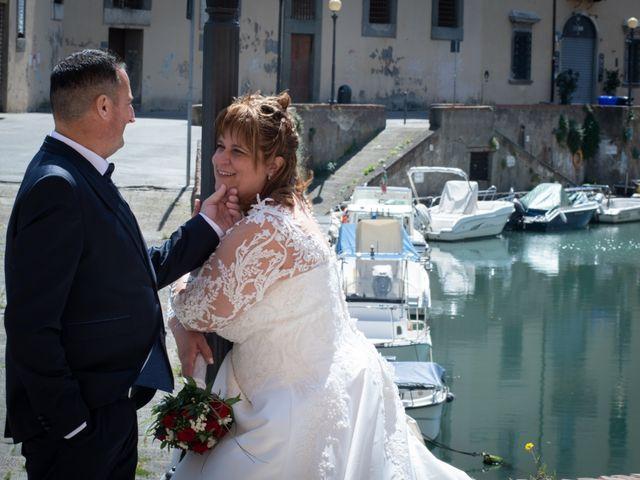 Il matrimonio di Massimiliano e Kety a Livorno, Livorno 1