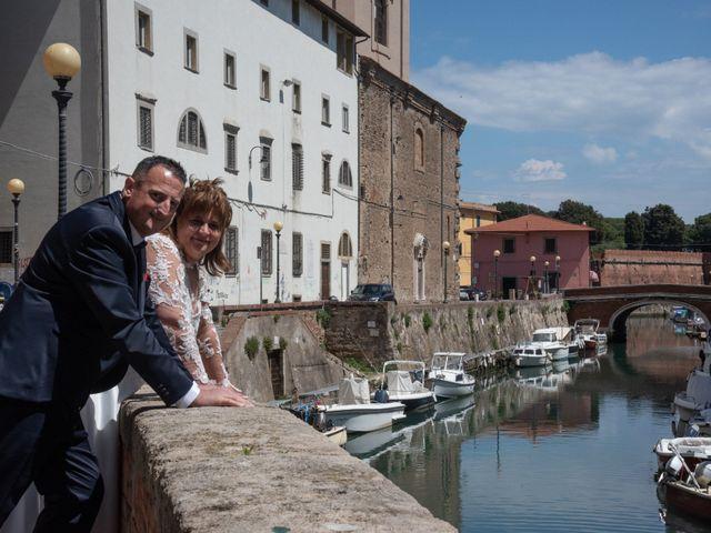 Il matrimonio di Massimiliano e Kety a Livorno, Livorno 10