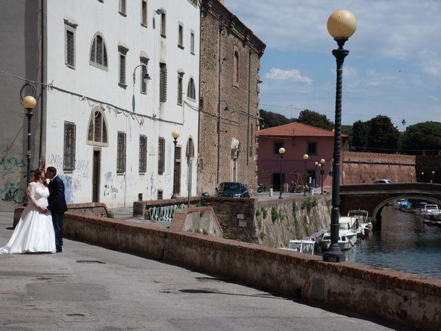 Il matrimonio di Massimiliano e Kety a Livorno, Livorno 11
