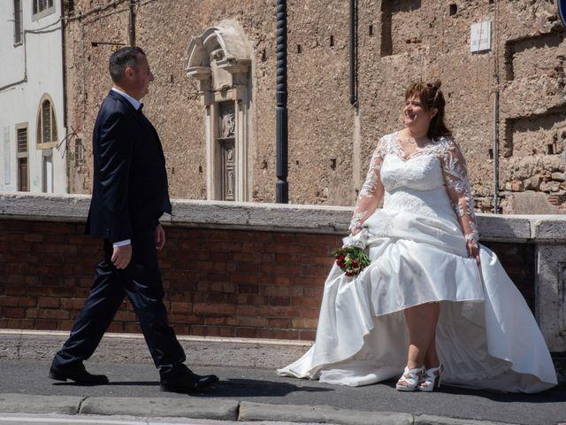 Le nozze di Kety e Massimiliano