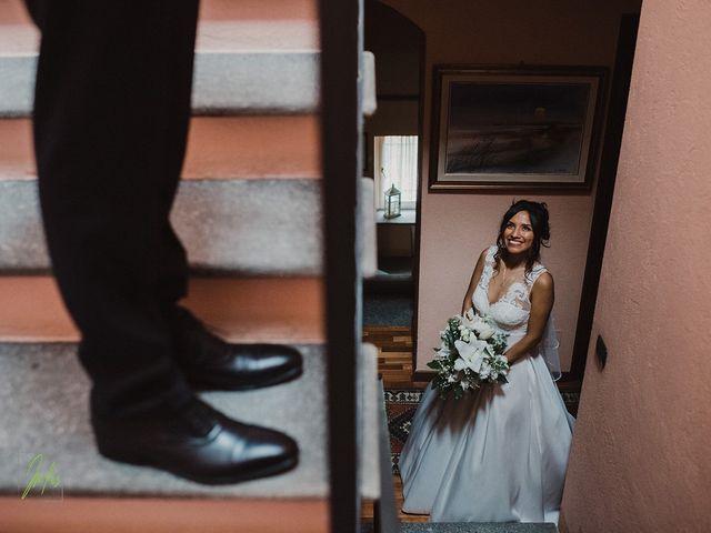 Il matrimonio di Marco e Leyla  a Fossano, Cuneo 8