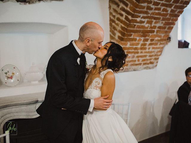 Il matrimonio di Marco e Leyla  a Fossano, Cuneo 10