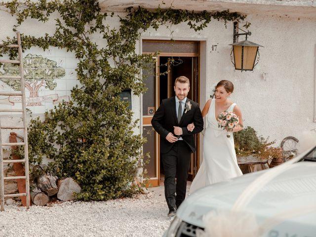 Il matrimonio di Alfredo e Gloria a Orsogna, Chieti 30