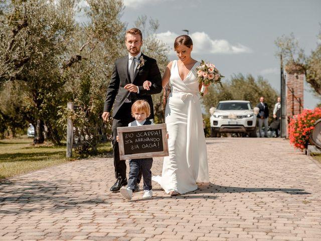 Il matrimonio di Alfredo e Gloria a Orsogna, Chieti 32