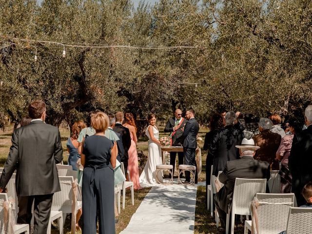 Il matrimonio di Alfredo e Gloria a Orsogna, Chieti 34