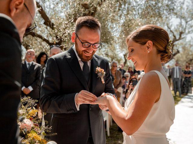 Il matrimonio di Alfredo e Gloria a Orsogna, Chieti 36