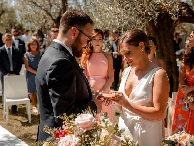 Il matrimonio di Alfredo e Gloria a Orsogna, Chieti 37