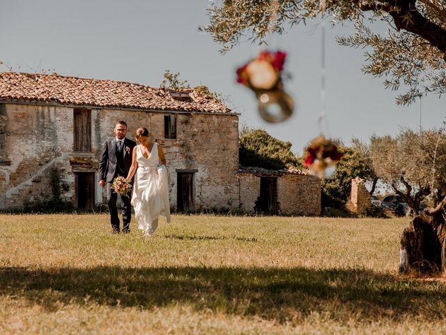 Il matrimonio di Alfredo e Gloria a Orsogna, Chieti 52