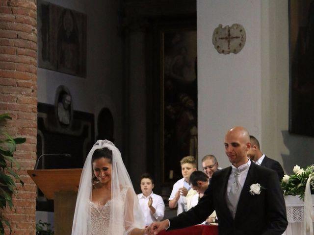 Il matrimonio di Andrea e Linda a Prato, Prato 17