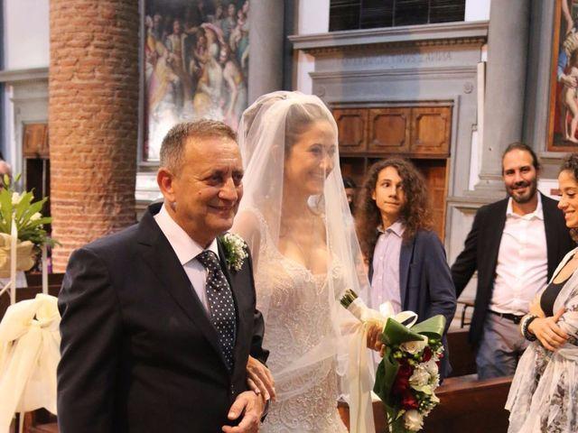 Il matrimonio di Andrea e Linda a Prato, Prato 19