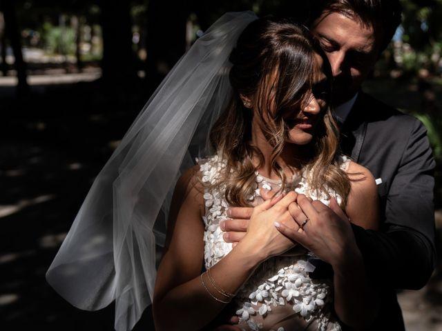 Le nozze di Nunzia e Luca