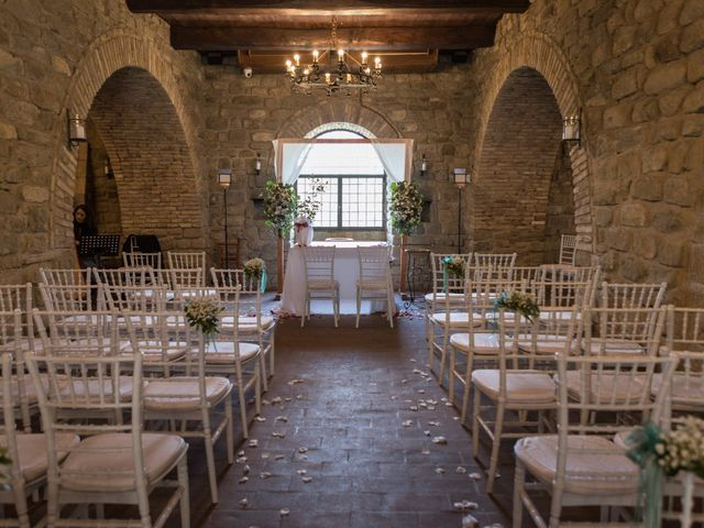 Il matrimonio di Francesco e Marzia a Perugia, Perugia 28