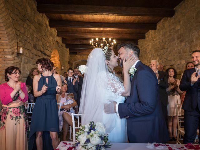 Il matrimonio di Francesco e Marzia a Perugia, Perugia 34