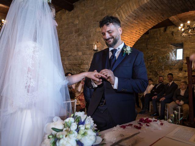 Il matrimonio di Francesco e Marzia a Perugia, Perugia 35