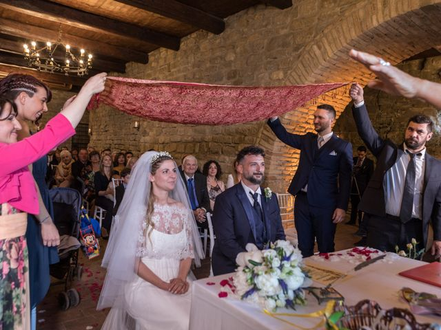Il matrimonio di Francesco e Marzia a Perugia, Perugia 39