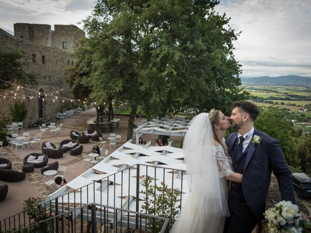 Il matrimonio di Francesco e Marzia a Perugia, Perugia 46