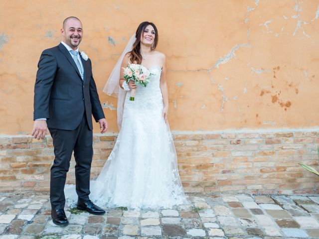 Il matrimonio di Christian e Pamela  a Cesenatico, Forlì-Cesena 1