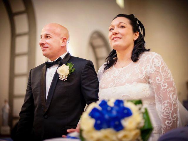 Il matrimonio di Francesco e Francesca a Signa, Firenze 40