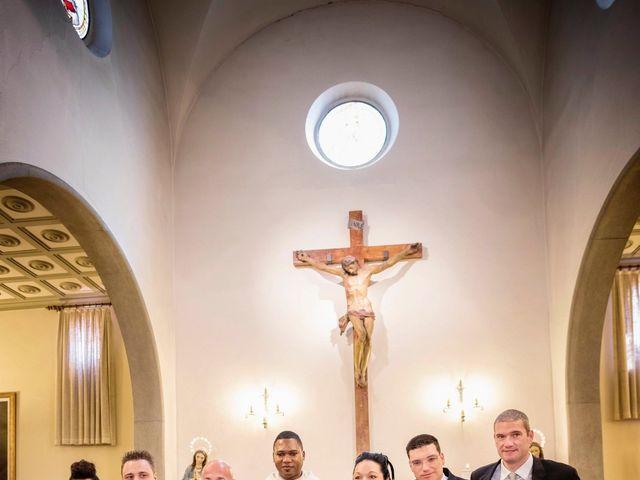 Il matrimonio di Francesco e Francesca a Signa, Firenze 45