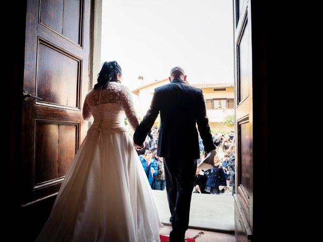 Il matrimonio di Francesco e Francesca a Signa, Firenze 46
