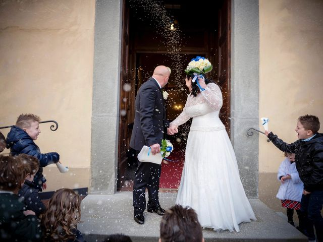 Il matrimonio di Francesco e Francesca a Signa, Firenze 48