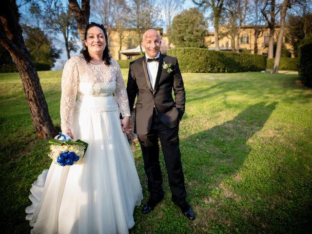 Il matrimonio di Francesco e Francesca a Signa, Firenze 52