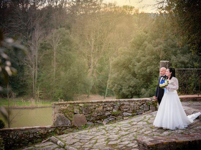 Il matrimonio di Francesco e Francesca a Signa, Firenze 59