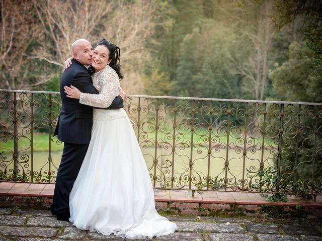 Il matrimonio di Francesco e Francesca a Signa, Firenze 61