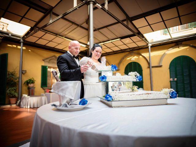 Il matrimonio di Francesco e Francesca a Signa, Firenze 67