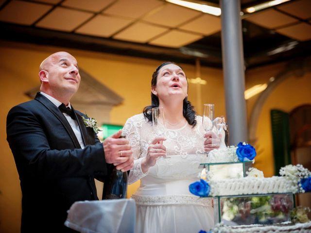 Il matrimonio di Francesco e Francesca a Signa, Firenze 69