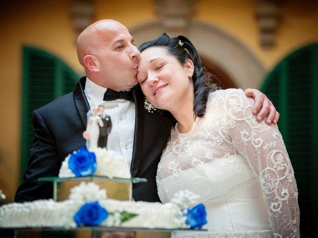Il matrimonio di Francesco e Francesca a Signa, Firenze 72
