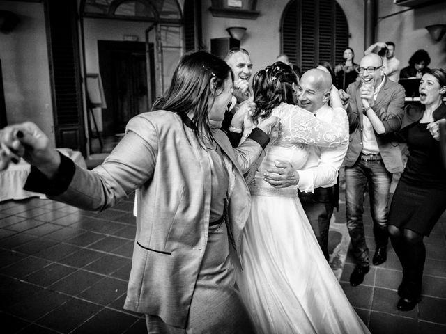 Il matrimonio di Francesco e Francesca a Signa, Firenze 73