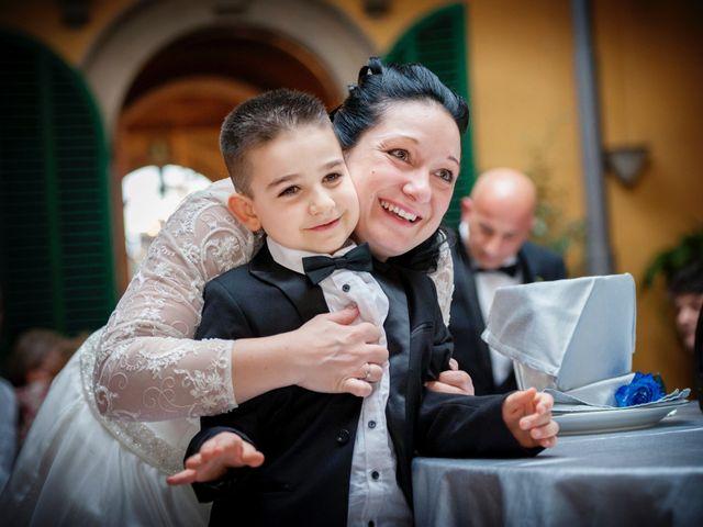 Il matrimonio di Francesco e Francesca a Signa, Firenze 80