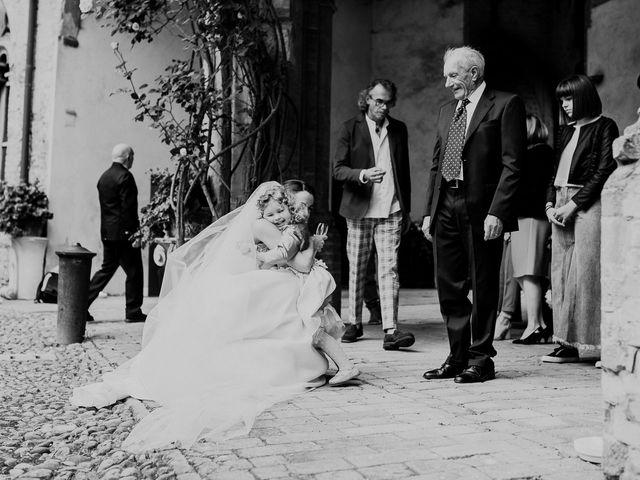 Il matrimonio di Luigi e Chiara a Parma, Parma 42