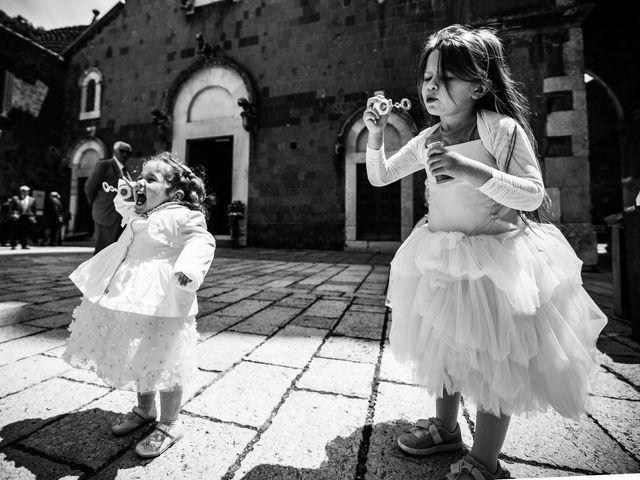 Il matrimonio di Ilaria e Luca a Caserta, Caserta 23